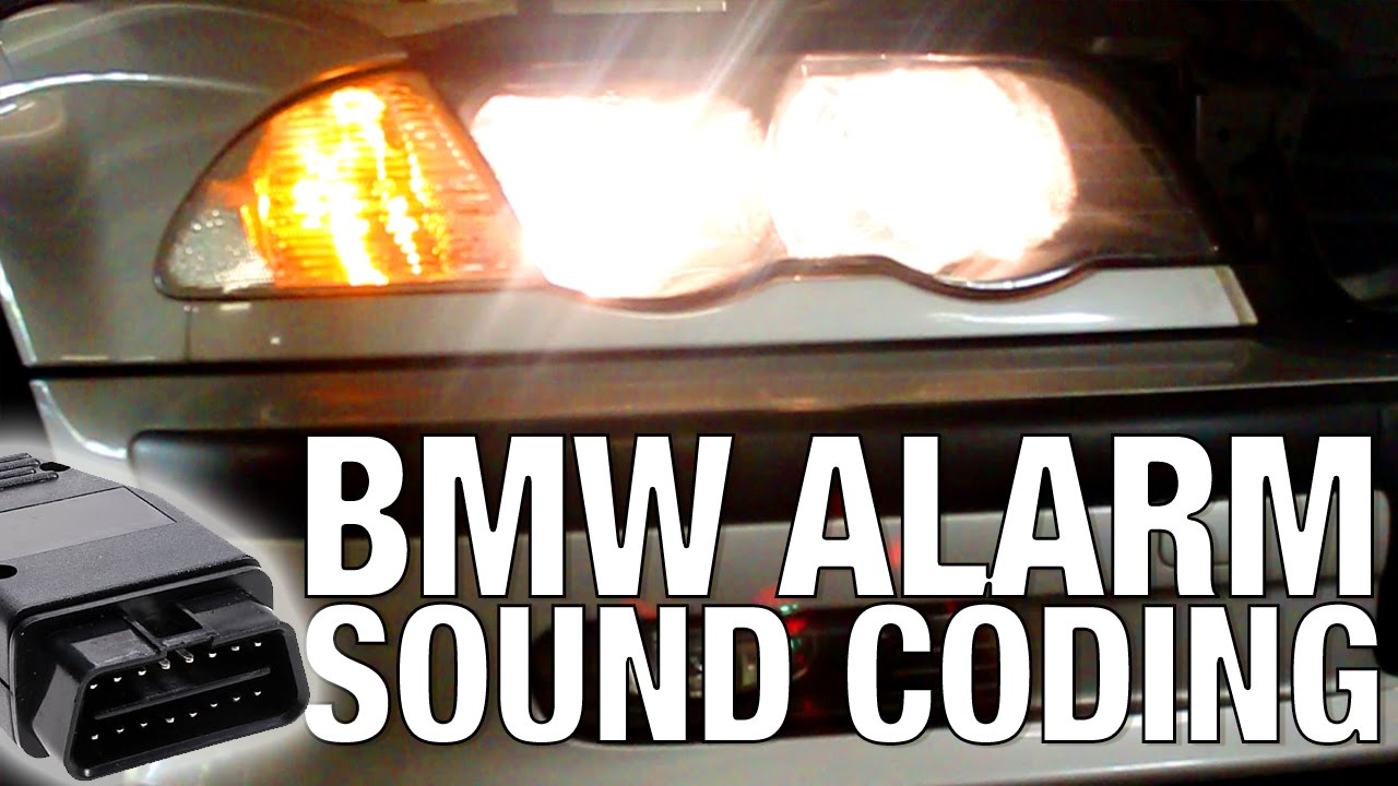 BMW Alarm Coding using PA Soft 1 4