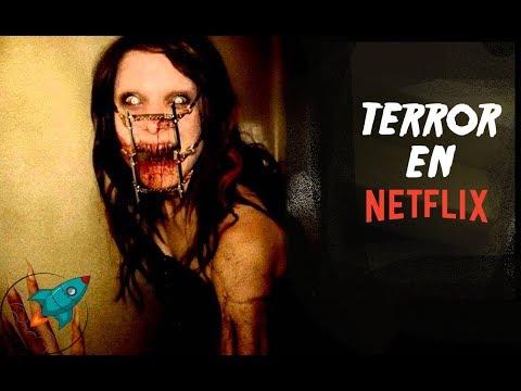 Top 10 Mejores Peliculas de terror de Netflix