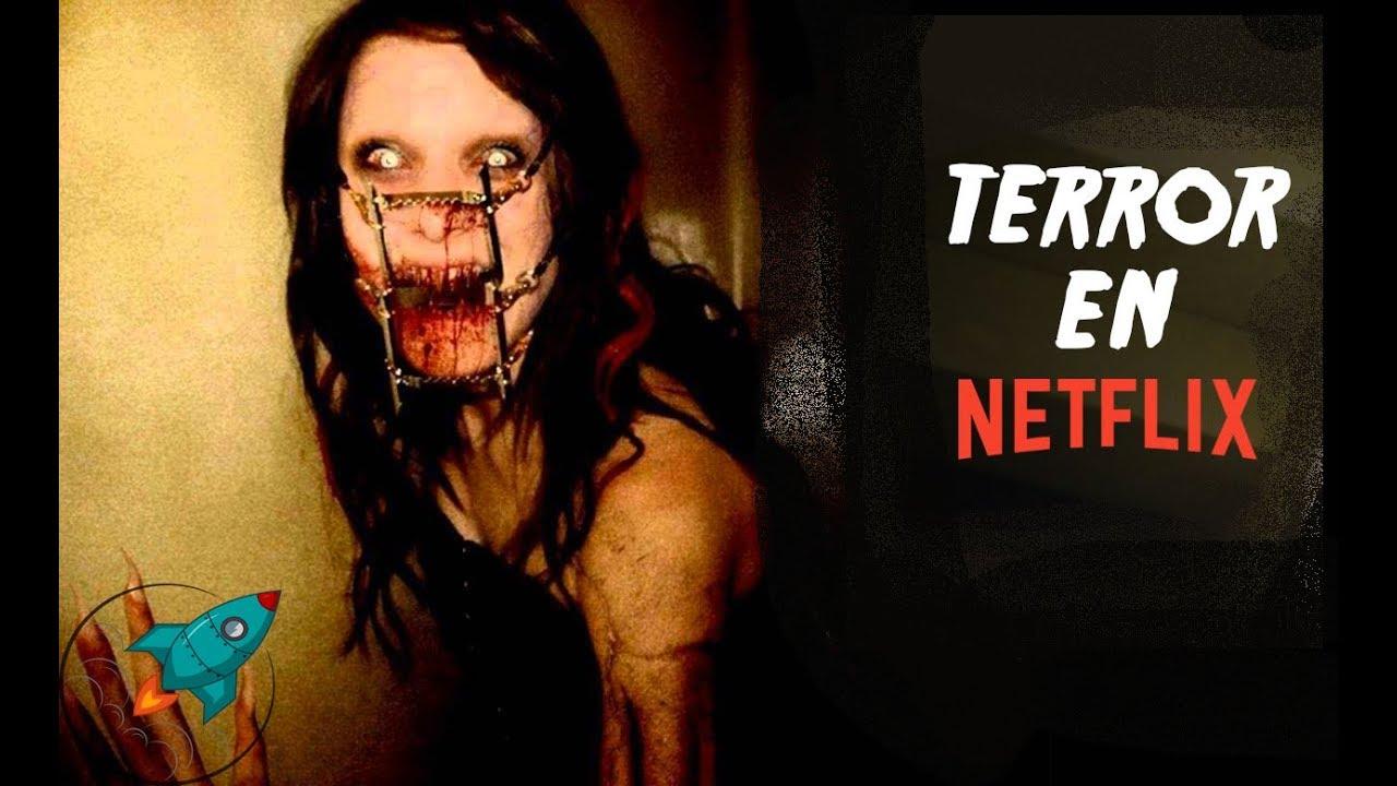8 peliculas de terror en netflix