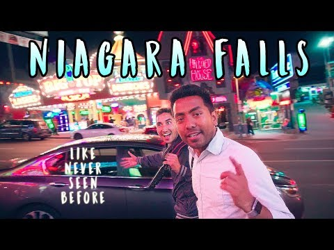 Niagara Falls Like You've Never Seen Before | Vlog 3 | Nepali Vlog