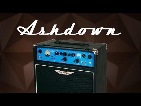 Habro Music | Review Ashdown Electric Blue EB LITE 220