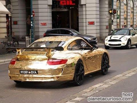 El mejor coche del mundo porsche alucinante youtube for Mundo top build
