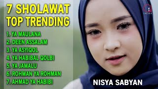 FULL ALBUM NISSA SYABAN BERSHOLAWAT - Lagu Sholawat TOP Trending Dari SABYAN Spesial Ramadhan 2018