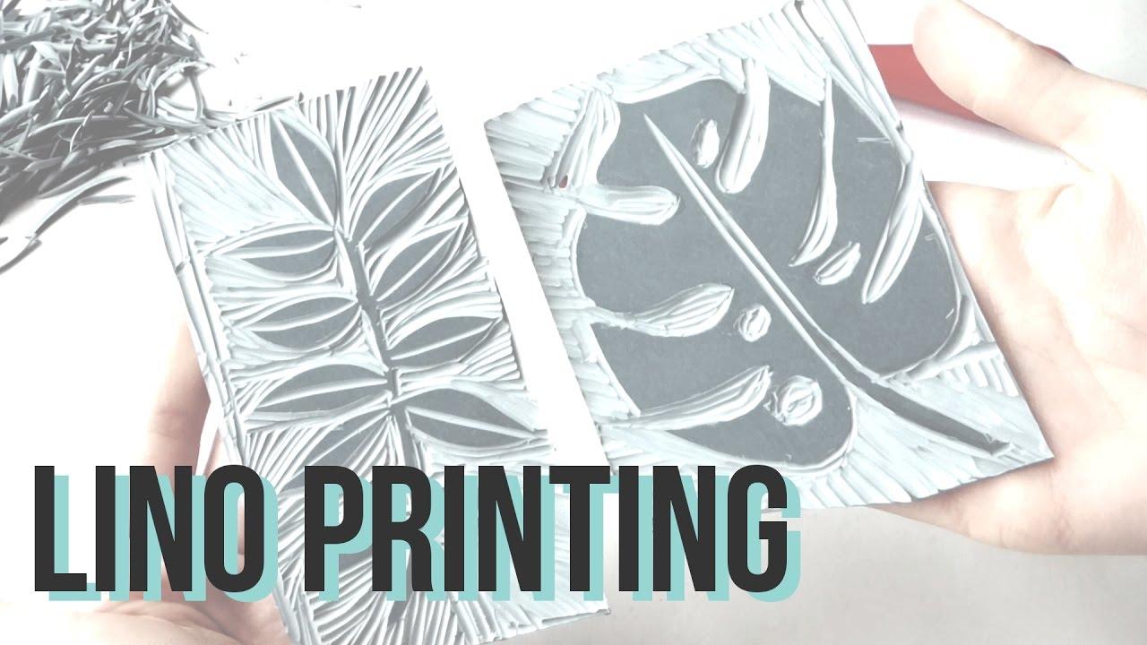 Download Lino Printing   Tutorial