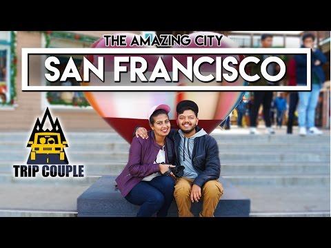 മലയാളം ട്രാവൽ വീഡിയോ   San Francisco   Day 1 of 6   Trip of the Year   Trip Couple  Malayalam Video