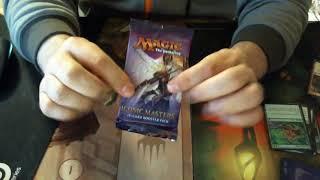 mtg iconic masters packs found at walmart