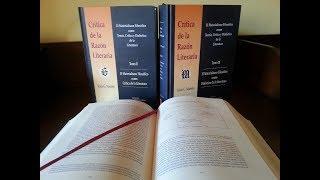 Entrevista de David Dávila a Jesús G. Maestro sobre la Crítica de la razón literaria
