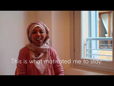 Discover what a Youth Exchange is - Fatima speaks up!
