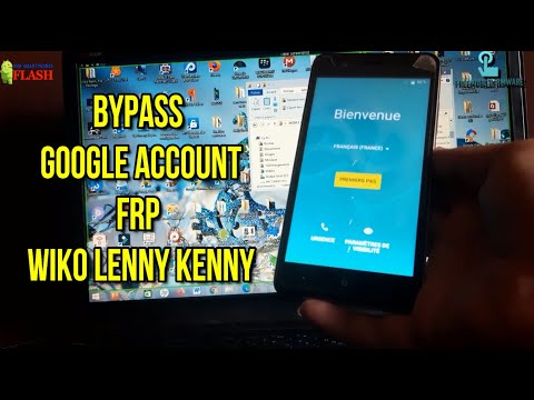 Wiko Kenny FRP bypass Google Account