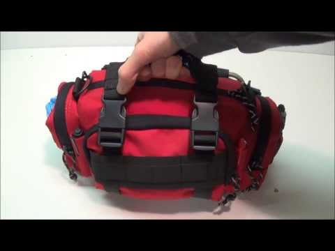 Condor Tactical Deployment Bag: First-Aid/Trauma Kit + The Importance Of Prepping