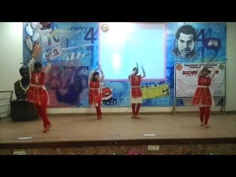 JAY DEV JAY DEV (GANESH VANDANA)--- DANCE