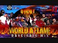 DANCEHALL MIX AUGUST 2020 RAW WORLD A FLAME DANCEHALL MIX FT VYBZ KARTEL MAVADO INTENCE MASICKA