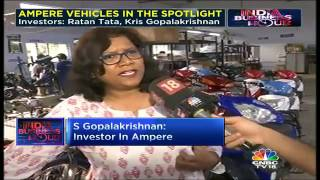 Ampere Vehicles In The Spotlight