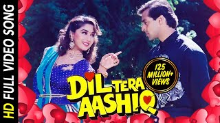 Download lagu Dil Tera Aashiq Title Song | Kumar Sanu, Alka Yagnik |1993 Romantic Songs | Madhuri Dixit, Salman