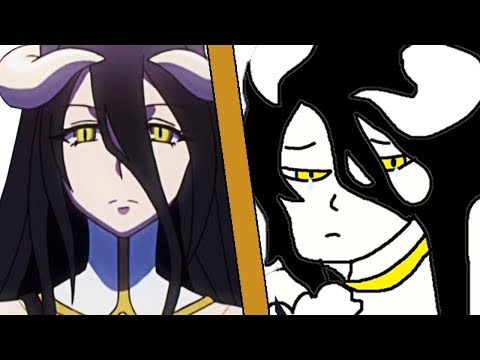 Overlord Opening - Paint Version VS Original