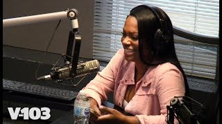 How Kandi Burruss-Tucker Plans To Spice Up Your Sex Life