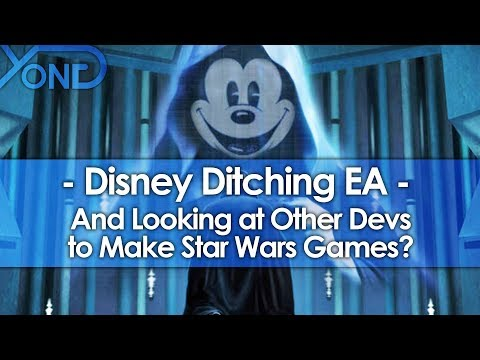 Rumor: Disney Ditching EA and Looking at Other Devs to Make Star Wars Games