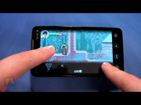 The Wolfman By Namco | Droidshark.com Video Review For Android