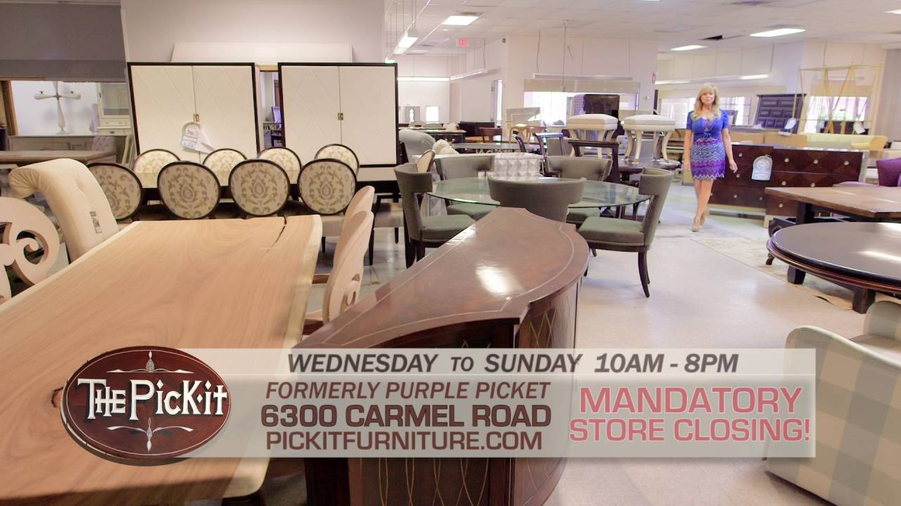 Pick It Furniture Store Liquidation Sale Youtube