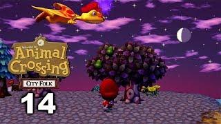 Don't Eat Me, I'm a Kelp! - Mario Plays ACCF #14 (Animal Crossing: City Folk)