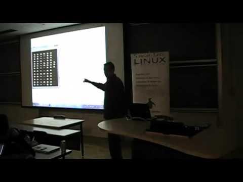 Image from Montreal Python 12 Marcin Swiatek Numpy