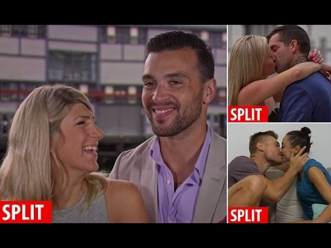 After an explosive season finale, all the MAFS couples have confirmed they SPLIT after the