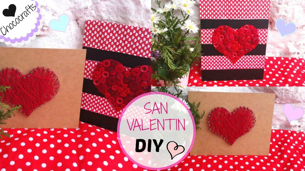 Diy ideas para regalar en san valentin cuadros de coraz n - Ideas para regalar en san valentin ...