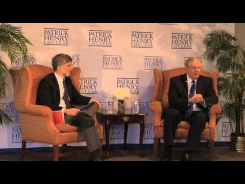 Patrick Henry College Newsmakers Interview | Steve Forbes