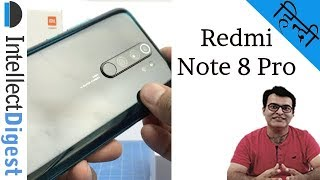 Redmi Note 8 Pro Unboxing And Hands On Review- Is It Worth Buying?