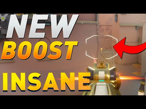 VALORANT 7 NEW OP Tips & Tricks You Probably Don't Know (INSANE New Boost Spots)