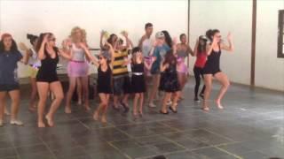 Acampamento de Férias IsWe - Dança - Temporada Janeiro 2015