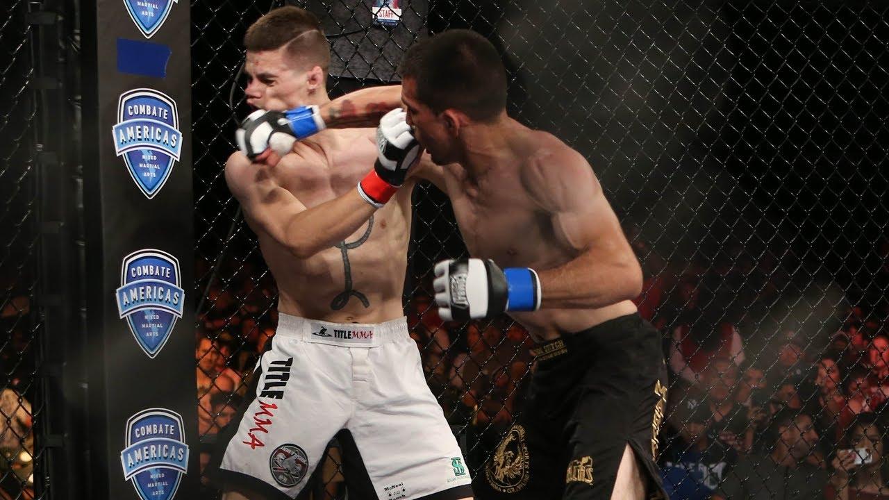 Jose Palencia Jr. vs Justin Rascon Full Fight (English) Full Fight | MMA | Combate 13