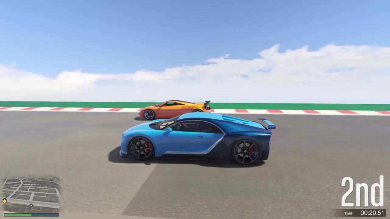 gta 5 best drag race car 2017