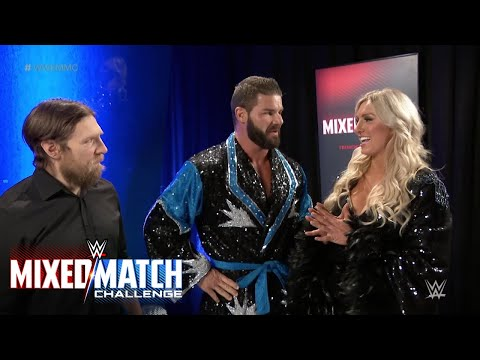 Daniel Bryan pairs Charlotte Flair and Bobby Roode for WWE Mixed Match Challenge