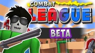 DOUBLE BARREL SHOTGUN - Roblox Combat League (PC)