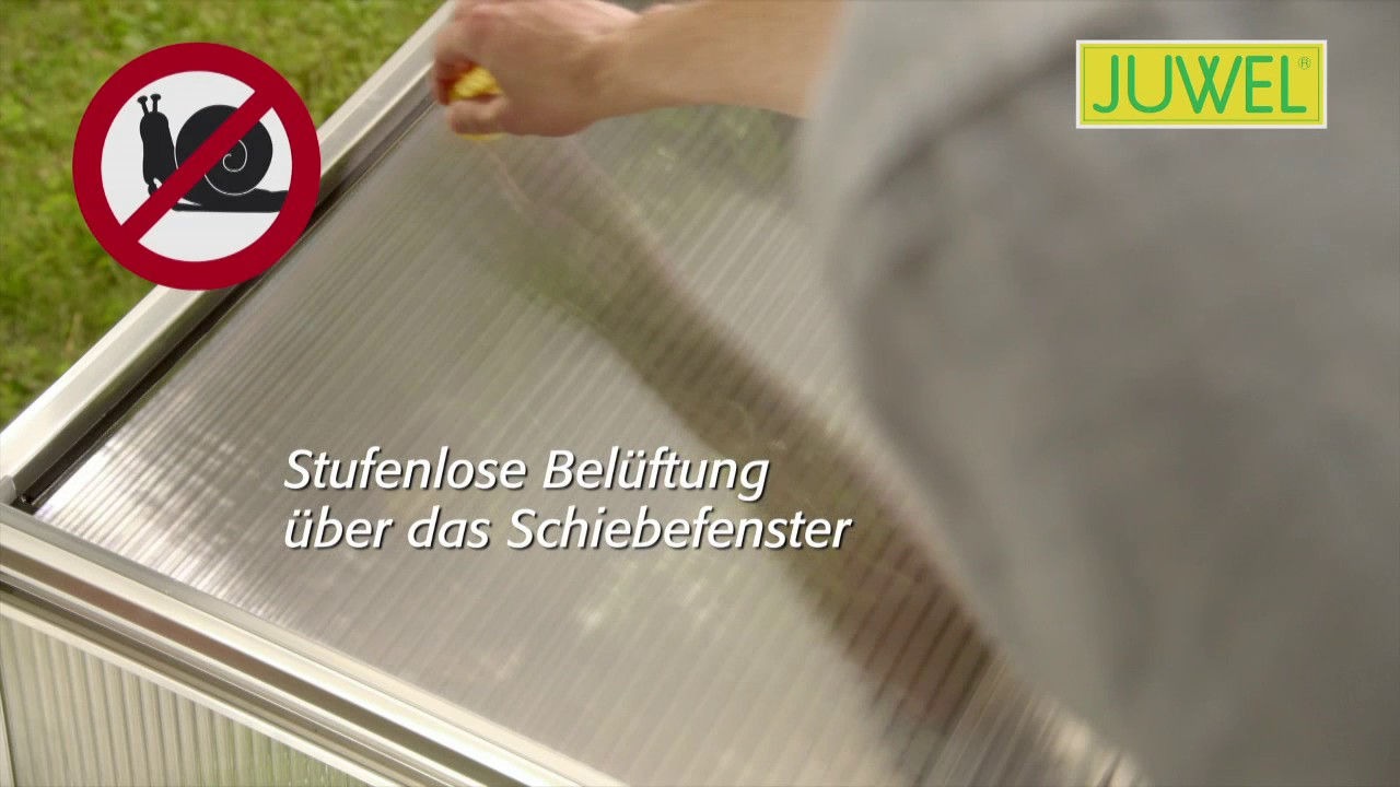 Biostar 1000 Cold Frame Introduction - YouTube