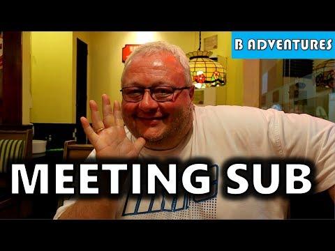 Meeting  Subscriber, BGC Taguig Manila Philippines S4, Vlog 93