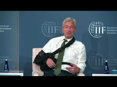 """Jamie Dimon back at it says""""People who buy Bitcoin are stupid""""!"""