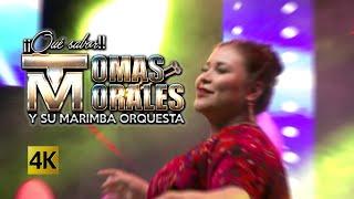 Tomas Morales y su Marimba Orquesta - Que Sabor!!! 4K
