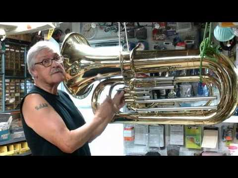 Jack Tatum's Tuba Repair