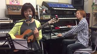 "Hikoukigumo""Playing the 19th Century Guitar and Synthesizer. Perfor..."