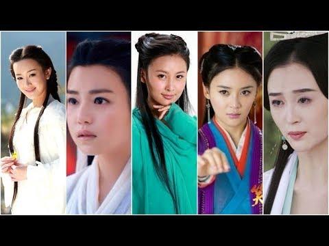 5 Mỹ nhân truyện Kim Dung từng bị hủy hoại hình ảnh trên màn ảnh nhỏ