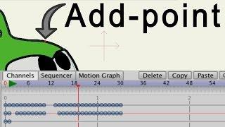 Урок 10 - Anime Studio Pro (Moho Pro). Добавление векторной точки в процессе с сохранением анимации