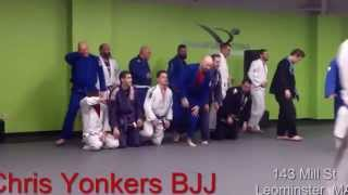 Chris Yonkers BJJ | Leominster, MA | 2015