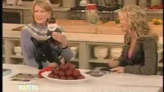 Alison Sweeney on Martha Stewart 1