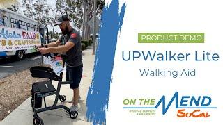 Product Demo: UPWalker Lite Mobility Walker