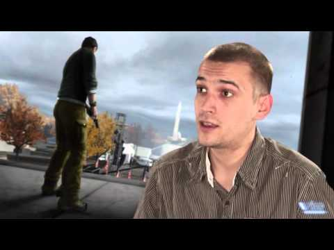 Splinter Cell: Conviction прохождение (Карн и Megalodon) #2