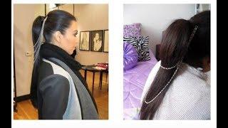 Kim Kardashian Inspired Headpiece | Teslime Moda Thumbnail