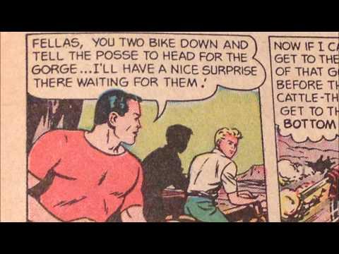 COMIC MAN PRODUCTIONS: U.S. ROYAL TIRES WONDER WOMAN COMIC BOOK AD 1948