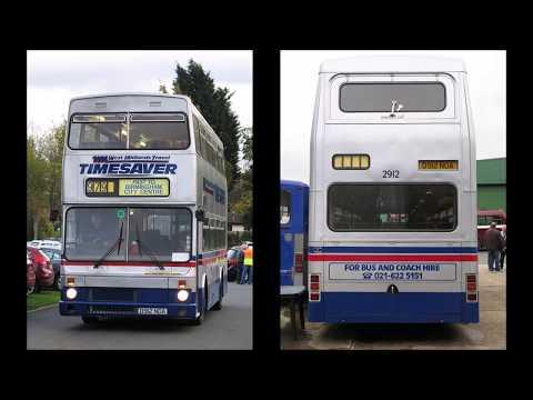 (28/10/2017) West Midlands Travel 2912 MCW Metrobus Mk2 D912NDA - Wythall Twilight Running Day